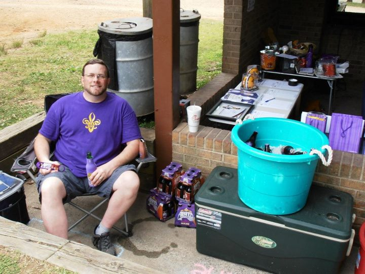 2012 Crawfish Boil
